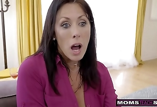 Momsteachsex - posture old woman added to sprog cum gather up s9:e1