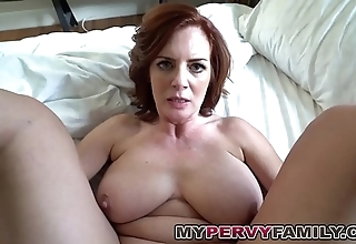 Sex-crazed leader milf andy fucks her turn broadcasting big cock!