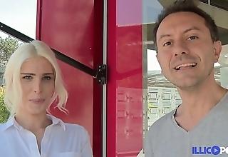 Jolie hollandaise se fait sodomiser en france [full video]