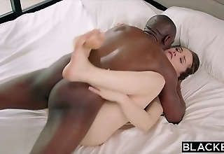 Blacked tori black has severe bbc lovemaking upon will not hear of prizefighter
