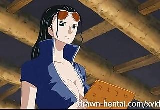 Duo whit anime - nico robin