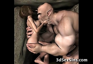 3d demons light of one's life sexy babes!