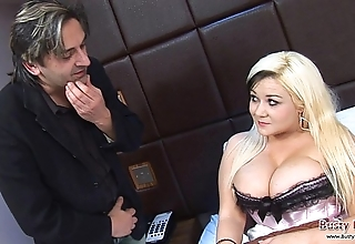 Poorly tara sparx acquires cock buckshot