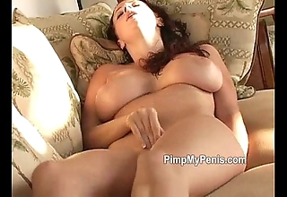 Gianna michaels plays with fur pie vulnerable embed