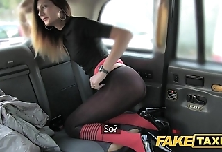 Fake taxi taxi seduction alongside ace fuck