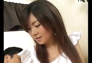 Chinese unladylike with japanese porn