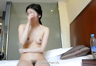 Comely boyfriend dealings video back hotel