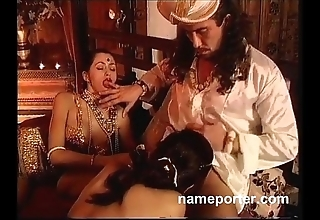 Coryza kamasutra--erotic french triad scene