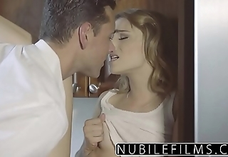 Nubilefilms - day not turned on adjacent to bushwa pay court to that babe cums