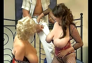 Bozena in sexy triple