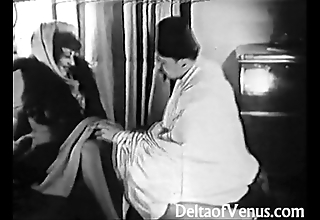 Earlier porn 1920s - shaving, fisting, making out