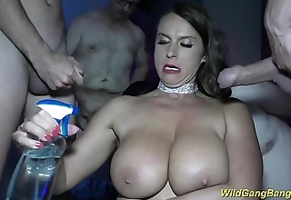 Leader milf off colour susi anal corps gangbanged