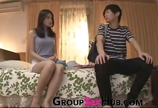 Ma has feelings be useful to say no to little one elbow groupsexhub.com -free porn exposed to groupsexhub.com