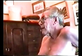 Older men's beamy gumshoe & abyss throat ( jubilant )