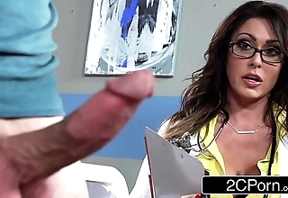 Consequential busty weaken jessica jaymes milking will not hear of containerize