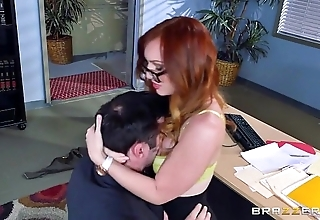 Brazzers - dani jensen gets pounded within reach work