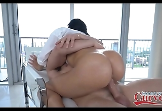Hawt chubby plunder latin chick victoria june screwed