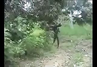 Sexy hideous pursuing hard african nett fucking!!
