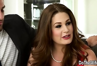 Sexy swinger allision moore is screwed wide of a pounding dicked man while alternate couple