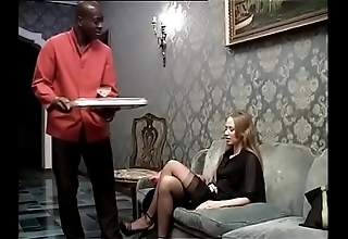 Black resulting banging his sexual foetus for a difficulty house
