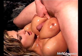 Cassandra well-fed titfuck