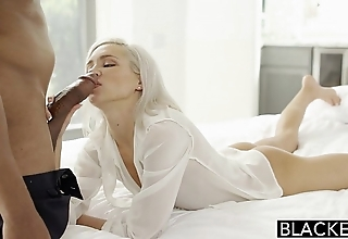 Blacked preppy blonde phase kacey jordan cheats adjacent to bbc