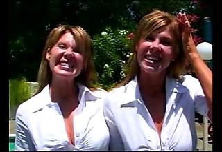 Porn twins - goggles and jocelyn - about with past master twins - they pull off ana