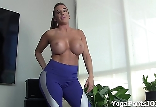 Attain my yoga panties turn u on?